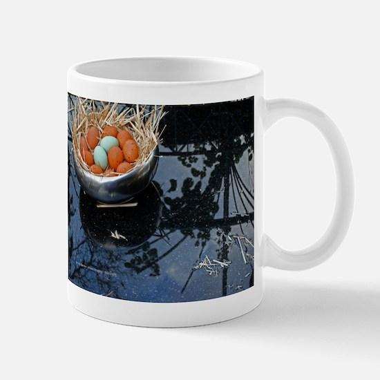 Eggs & Reflection Mug