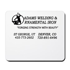 Adams Logo Mousepad