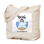 It's All About Me Bride Tote Bag