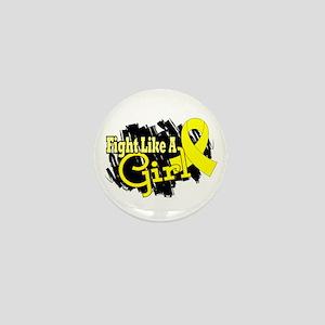 Licensed Fight Like A Girl 17.8 Endome Mini Button