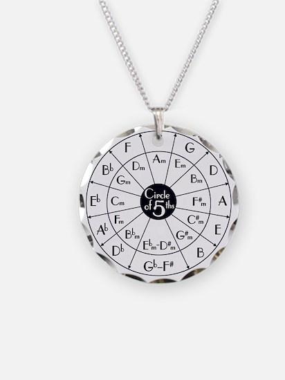 Unique Circles Necklace