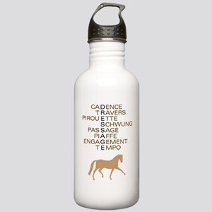 dressage speak Stainless Water Bottle 1.0L