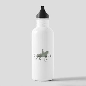 Piaffe W/ Dressage Tex Stainless Water Bottle 1.0L
