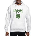 Irish Heavy Metal Hooded Sweatshirt