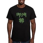 Irish Heavy Metal Men's Fitted T-Shirt (dark)