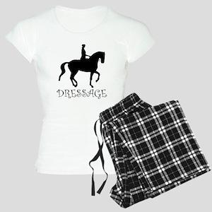 dressage silhouette Women's Light Pajamas