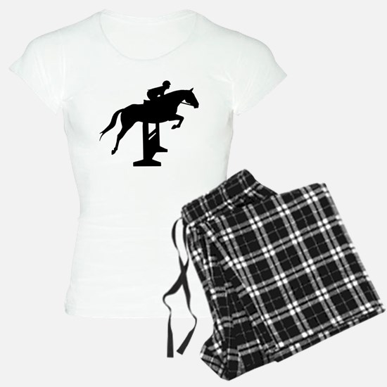 Hunter Jumper Over Fences Pajamas