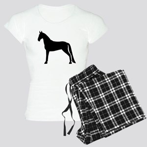 Tennessee Walking Horse Women's Light Pajamas