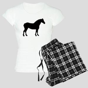 Draft Horse Women's Light Pajamas