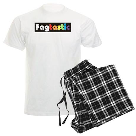 Fagtastic Men's Light Pajamas