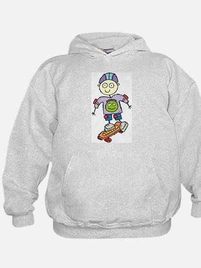Skateboard Hoodie