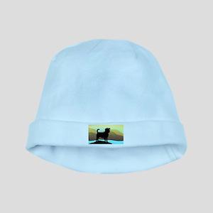 seaside affen baby hat