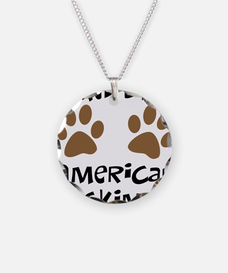 Owned By An American Eskimo Necklace