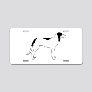Ariegeois Dog Breed Aluminum License Plate