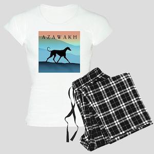 Blue Mountains Azawakh Women's Light Pajamas