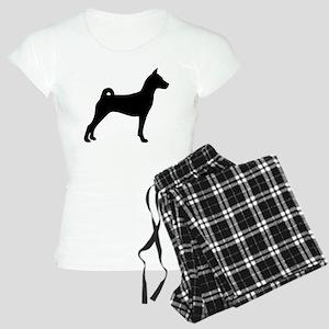 Basenji Dog Women's Light Pajamas