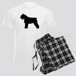 Bouvier des Flandres Dog Men's Light Pajamas