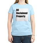 DC Unclaimed Property Women's Pink T-Shirt