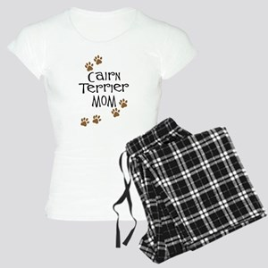 Cairn Terrier Mom Women's Light Pajamas