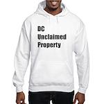 DC Unclaimed Property Hooded Sweatshirt