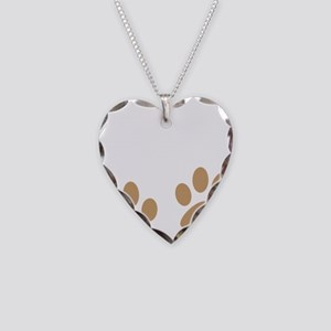 Catahoula Mom Necklace Heart Charm