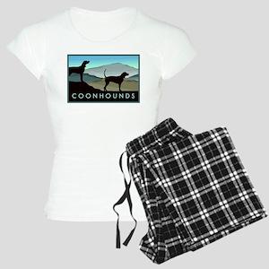 Blue Hills Coonhounds Women's Light Pajamas