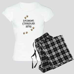 Redbone Coonhound Mom Women's Light Pajamas