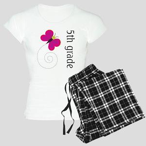 Cute Fifth Grade Women's Light Pajamas