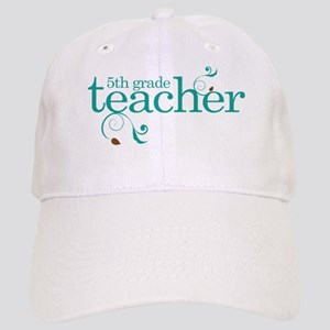 5th Grade Best Teacher Gift Cap