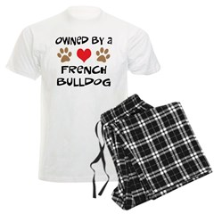 Owned By A French Bulldog Pajamas