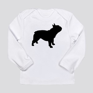 French Bulldog Long Sleeve Infant T-Shirt