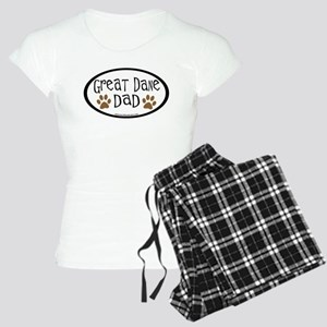 Great Dane Dad Women's Light Pajamas