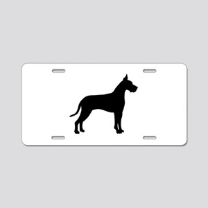 Great Dane Aluminum License Plate