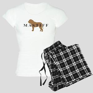 Mastiff Dog Breed Women's Light Pajamas