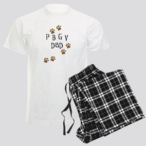 PBGV Dad Men's Light Pajamas