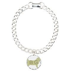 PBGV Dog Sage Bracelet