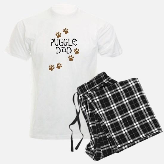 Puggle Dad Pajamas