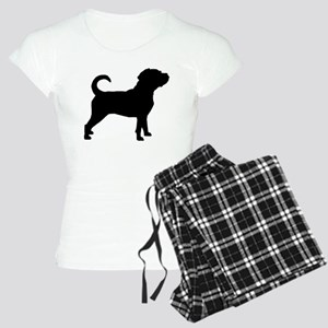 Puggle Dog Women's Light Pajamas