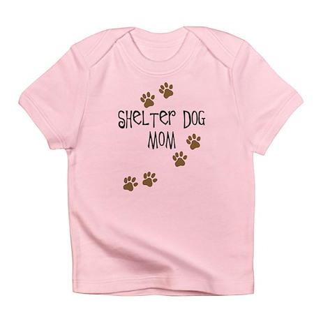 Shelter Dog Mom Infant T-Shirt