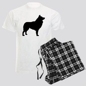 Schipperke Men's Light Pajamas
