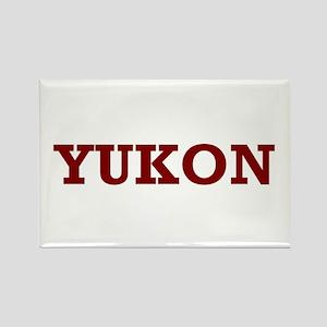 Yukon Rectangle Magnet