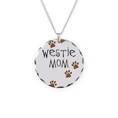 Westie Mom Necklace