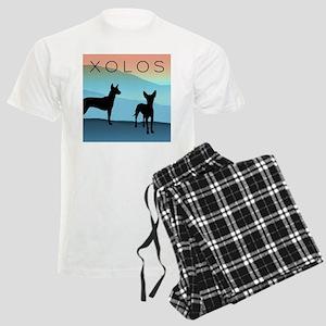 Blue Mountain Xolo Men's Light Pajamas