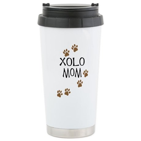 Xolo Mom Stainless Steel Travel Mug
