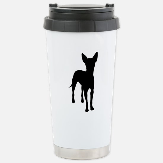 xoloitzcuintli dog Stainless Steel Travel Mug