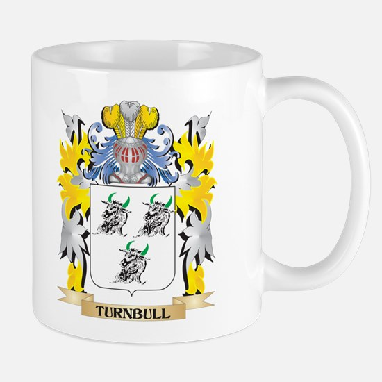 Turnbull Family Crest - Coat of Arms Mugs
