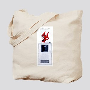 Water Cooler Tote Bag