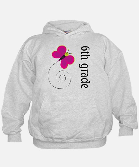 6th Grade Year End Gifts Hoodie