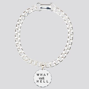 What The Hell Charm Bracelet, One Charm