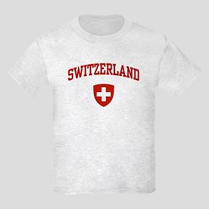 Switzerland Kids Light T-Shirt